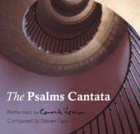 The Psalms Cantata CD cover